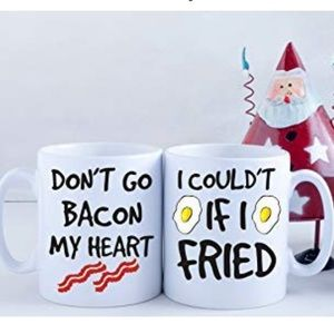 Other - Don't Go Bacon My Heart, I Could't If I Fried